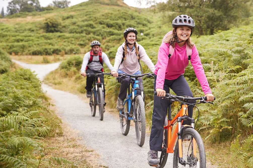 Biking in UK