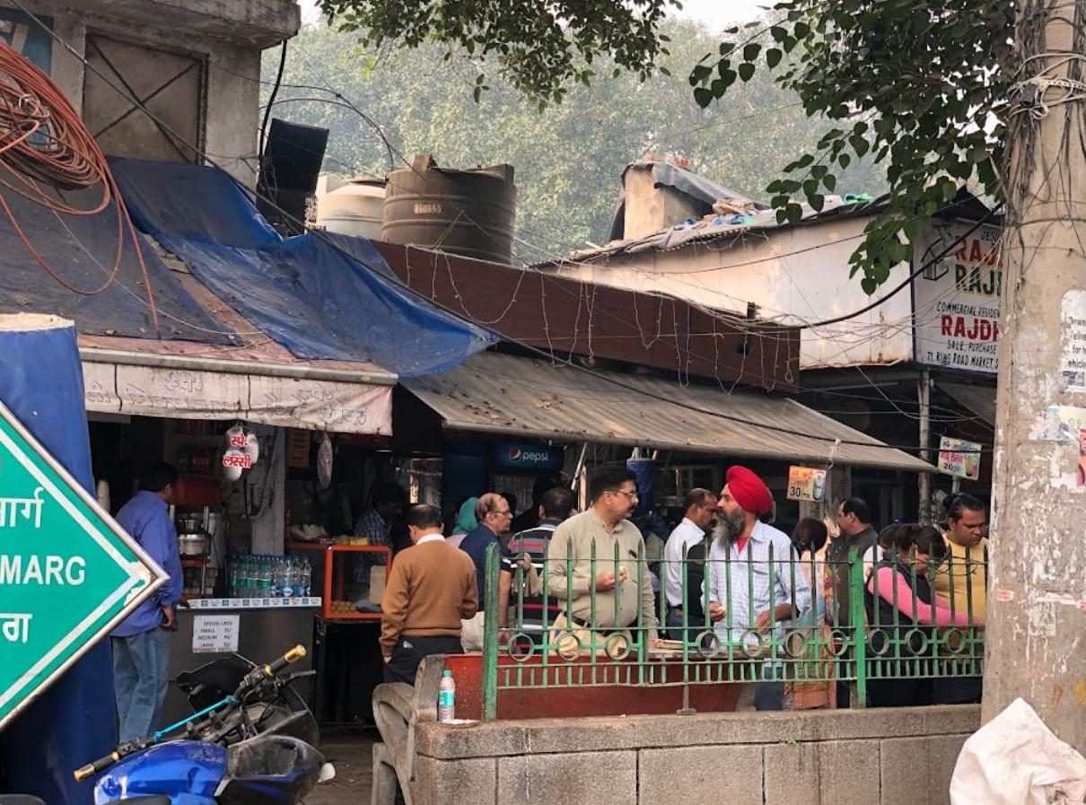 Khandani Pakode Wala