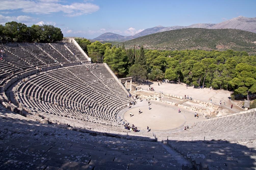 Sanctuary of Asklepios, Epidaurus