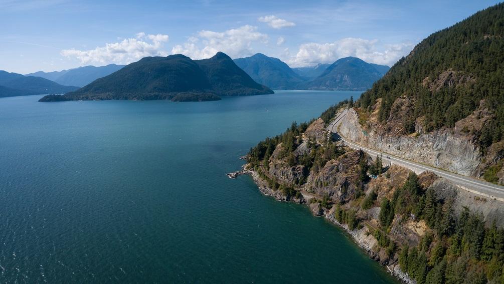 Sky Highway, British Columbia